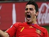 Вилья стал лучшим бомбардиром сборной Испании за историю