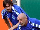 ФОТОрепортаж: тренировка «Динамо» в Ловече (28 фото)