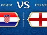 Хорватия vs Англия. Выносливость и несокрушимость.
