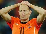 Арьен Роббен назван футболистом сезона в Германии