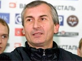 Олег Лутков: «Надеюсь, уже после поединка с «Кривбассом» вернуться к работе»