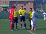 «Динамо» в контрольном матче обыграло ангольскую «Бенфику» (ВИДЕО)