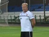 Наставник «Тромсе»: «Я — фан Лобановского»