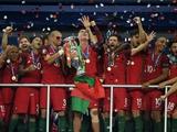 Португалия — Франция — 0:0 (1:0 доп.вр.). После матча. Дидье Дешам: «Нам потребуется время, чтобы пережить это»
