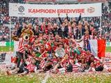ПСВ в 24-й раз стал чемпионом Нидерландов