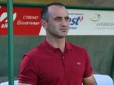 Егише Меликян объявил об отставке с поста наставника «Стали»