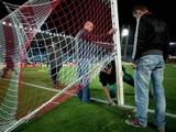 Ворота на матче «Альмерия» — «Реал» оказались на 15 сантиметров выше нормы