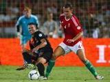 Ван Перси получил травму в матче с Венгрией