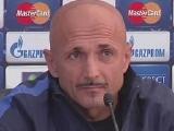 Спаллетти: «Денисов не примет участия в матче с «Миланом»