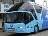 Фанаты «Левски» напали на автобус своей же команды