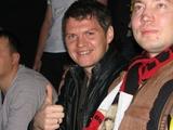 Тарас Михалик вчера еще и на боксе побывал…