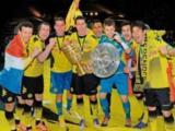 Дортмундская «Боруссия» пообещала игрокам 5 миллионов евро за новый дубль