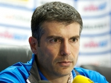 Александр Гайдаш: «С Христопулосом нужно было прощаться еще в августе»