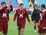 В Киев поедут даже незаявленные игроки «Рубина»