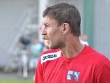 Максим ШАЦКИХ: «Пока буду помогать Виталию Косовскому»