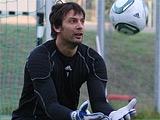 В Стамбуле Шовковский тренировался отдельно, но без ограничений