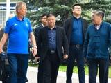 Гости из Китая посетили УТБ и ДЮФШ «Динамо»