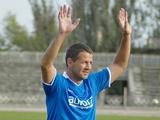 Олег САЛЕНКО: «Блохин делает в «Динамо» правильные вещи»