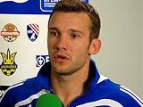 Андрей Шевченко: «Теперь с хорошим настроением будем готовиться к игре с «Рубином»