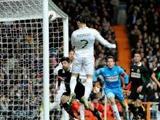 Роналду — 13-й бомбардир «Реала»