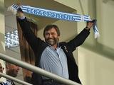 Александр Красильников: «Футбол в Севастополе будет»