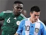 Нигерия громит Аргентину (ВИДЕО)