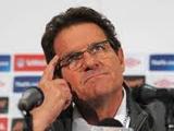Фабио Капелло: «Ходжсону будет трудно привить сборной Англии победный дух»