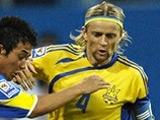 Тимощук сыграет в команде Зидана и Рональдо