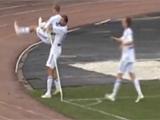 «Говерла-Закарпатье» — «Динамо-2» — 1:0. ВИДЕО