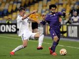 «Динамо» упустило победу над «Фиорентиной» в первом матче 1/4 финала Лиги Европы (ВИДЕО)