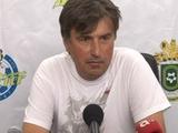 Олег Федорчук: «Динамо» и «Металлист» подтянутся»