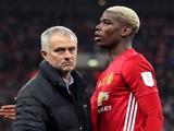 Моуринью дал согласие на трансфер Погба