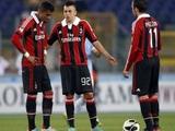 Аллегри до субботы запер «Милан» на базе