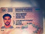 Велозу похвастался украинским водительским удостоверением (ФОТО)