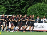 Аллегри запер «Милан» на базе