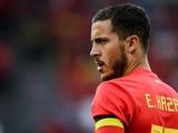 Азар поучаствовал в 26 голах в последних 26 матчах за сборную Бельгии