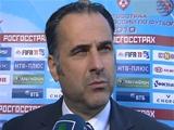 Божович остается в московском «Динамо»