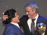Марадона: «Каждая команда, где работал Моуринью, добивалась результата»