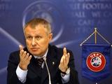 Григорий СУРКИС: «Решение УЕФА стало для меня сюрпризом»