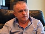 Игорь Суркис: «В словах Павелко одна ложь и политические лозунги»