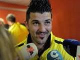 Давид Вилья рассчитывает сыграть на Евро-2012