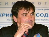 Олег ФЕДОРЧУК: «Не представляю себе Лобановского, довольного после игры с Молдавией»