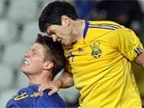 Украина — Швеция — 1:1, пен. — 5:4. Послематчевые интервью