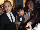 Месси прилетел в Милан поужинать с Дольче и Габбаной