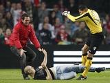 Болельщик напавший на вратаря АЗ: «Это был спор за 50 евро»