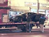 Роналду лишился своего Lamborghini (ФОТО)