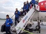 У нашей делегации возникли серьезные проблемы в Краковском аэропорту