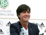 Лёв будет руководить сборной Германии до Евро-2016