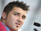 Если Вилья останется в «Барселоне», то получит 3,5 млн евро в виде бонуса