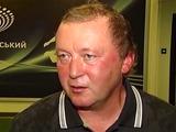 Владимир Шаран: «Раньше в «Динамо» был Ярмоленко, который нам постоянно забивал, теперь Цыганков»